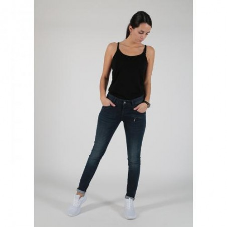Miracle Of Denim Suzy Skinny Fit Cypres Bleu