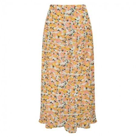 Esqualo rok bouquet print