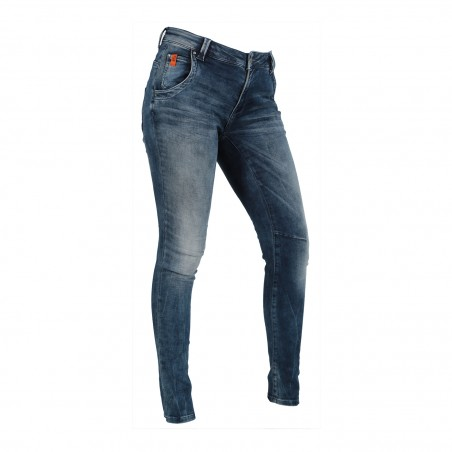 Miracle of denim Loren Taperes Fish Bleu Jogg