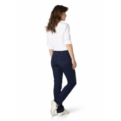 Boston Patch Skinny Jeans